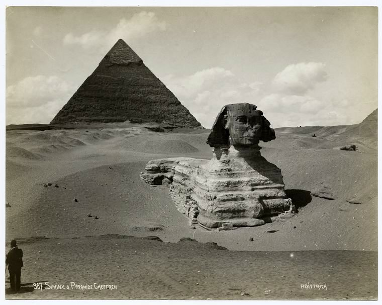 Everyday Life of Egypt from the Late 19th to Early 20th Centuries (37)